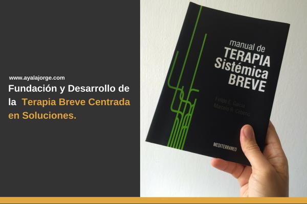 Artículo del libro editado por Felipe García y Marcelo R. Ceberio, Manual de terapia sistémica breve