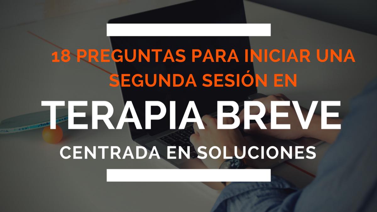 Jorge Ayala » 18 preguntas para iniciar una segunda sesión en ...